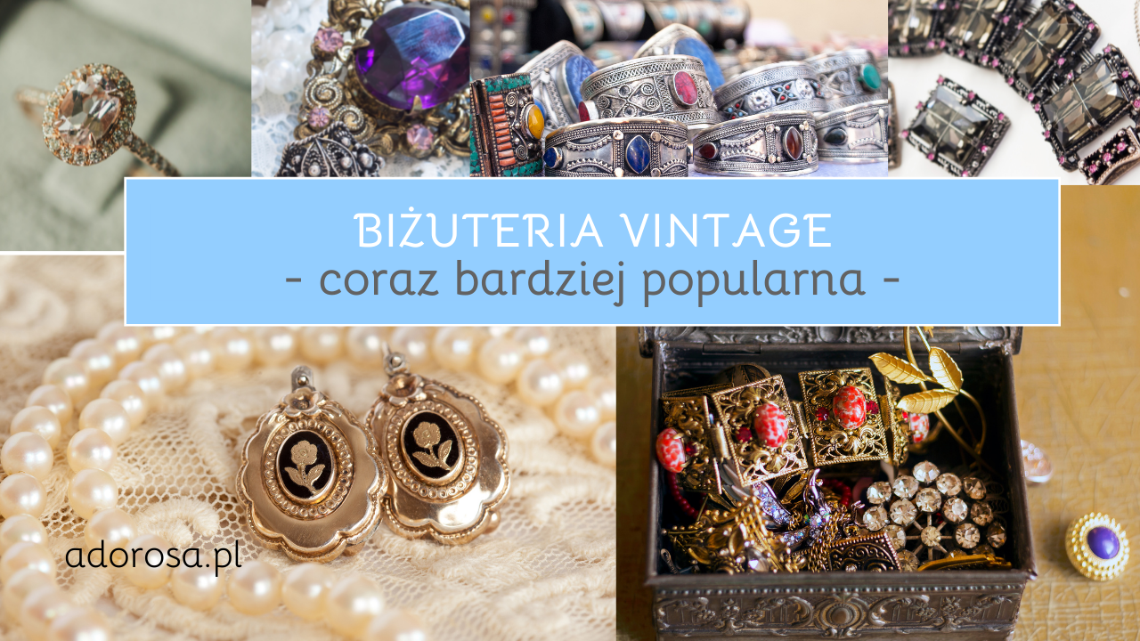 biżuteria vintage