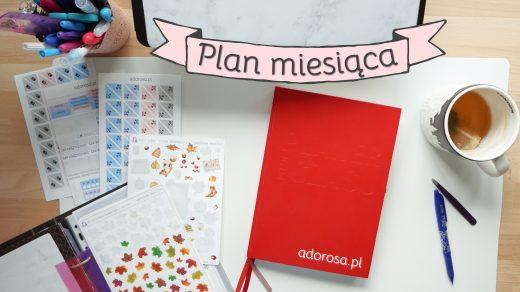 plan miesiaca